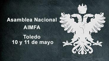 Asamblea AIMFA Toledo