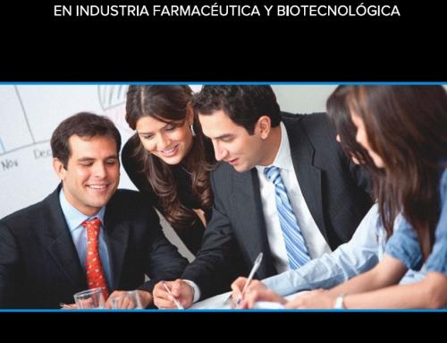 Executive MBA de Talento Farmacéutico