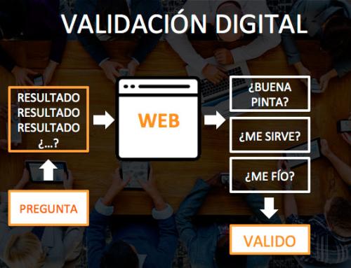 El proceso de validación de contenidos digitales en salud