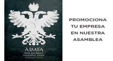 Patrocinio Asamblea AIMFA Toledo
