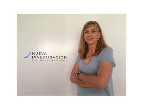 Josefina Consuegra se incorpora a Nueva Investigación