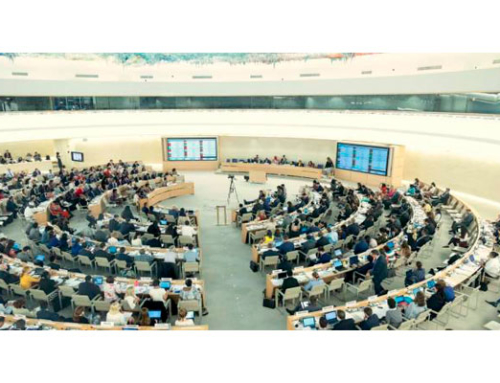 Un bloque de países desarrollados critica la resolución de acceso aprobada en el Consejo de Derechos Humanos