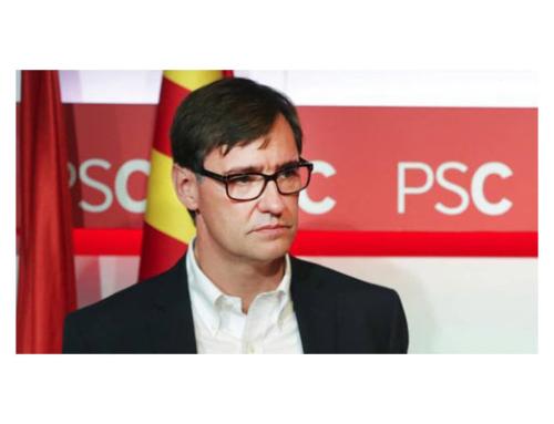 Salvador Illa, un experto mediador para reconducir las relaciones con el sector