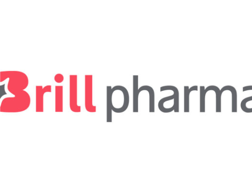 Nueva imagen corporativa de Brill Pharma